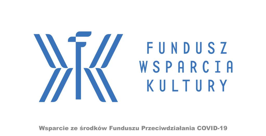 Logo: Fundusz Wsparcia Kultury